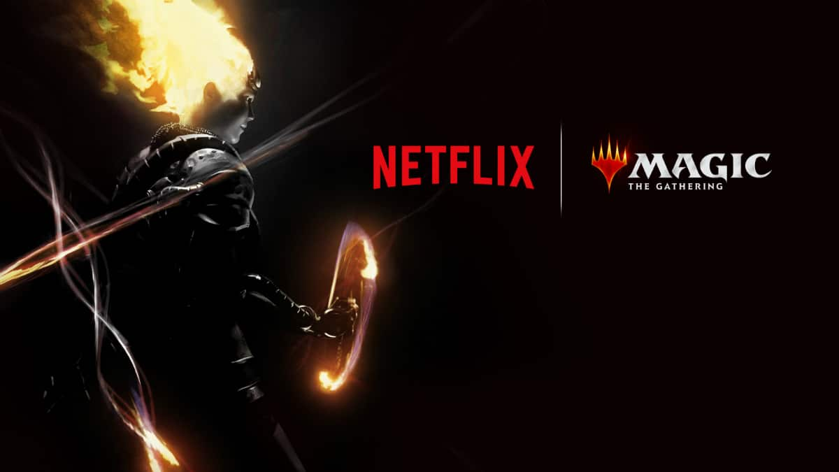 Magic: The Gathering will air on Netflix