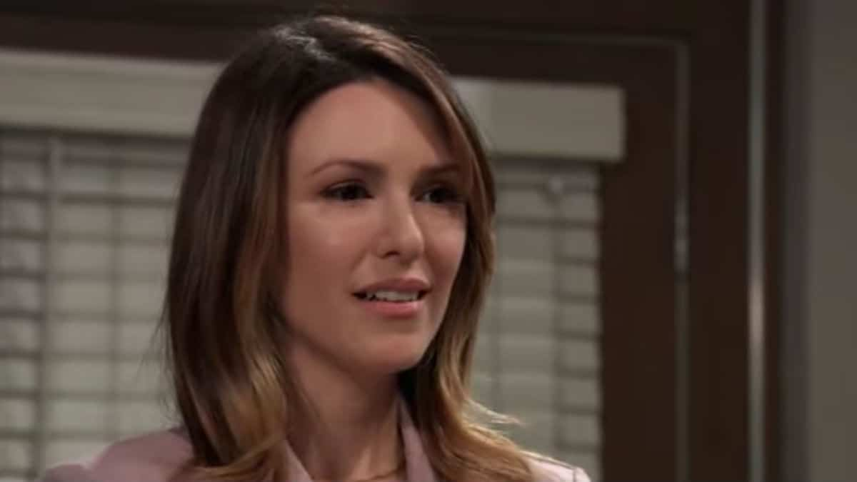 Elizabeth Hendrickson as Margaux Dawson on General Hospital.