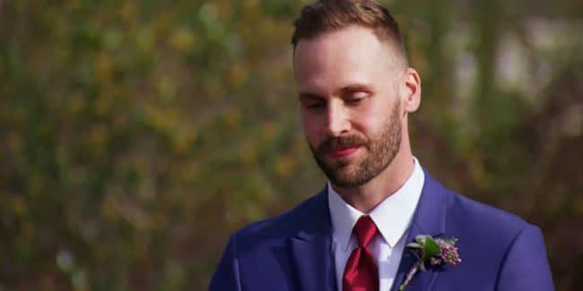 Matt Gwynne on Married at First Sight