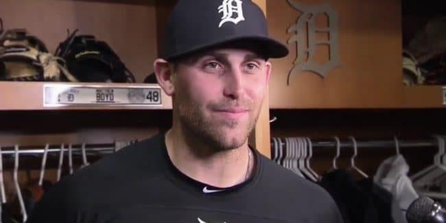 Matthew Boyd of the Detroit Tigers