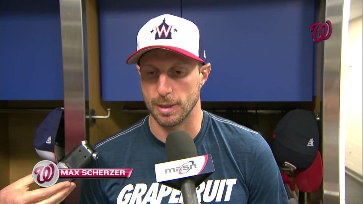 Max Scherzer rumors - Max Scherzer to Yankees rumors heat up as New York willing to 'do whatever it takes' to land star