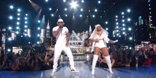 Method Man and Mary J. Blige