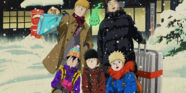 Mob Psycho 100 II OVA 2 episode starts streaming on Crunchyroll after Crunchyroll Expo 2019 premiere