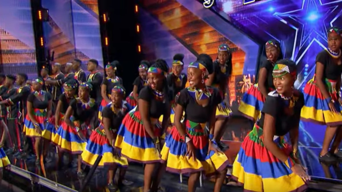 Limpopo's Ndlovu Youth Choir wows judges on America's Got Talent