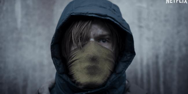 Netflix's Season 2 of Dark, Louis Hofmann stars as Jonas Kahnwald