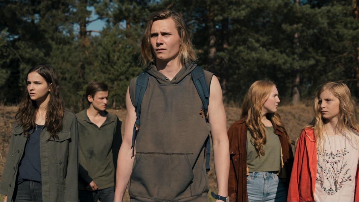 Season 2 promotional still for Netflix's Dark