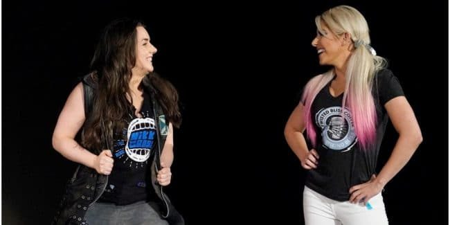 Two WWE superstars get married this week