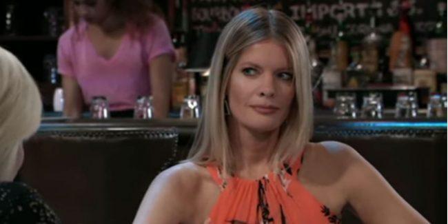 Michelle Stafford as Nina on General Hospital.