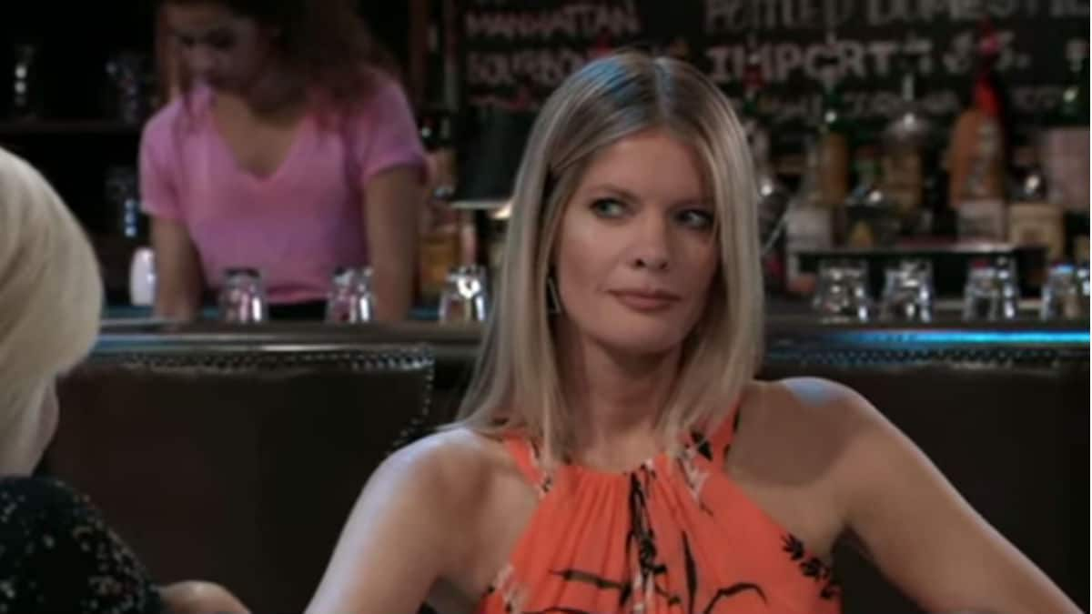 Michelle Stafford as Nina on General Hospital.