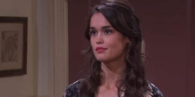 True O'Brien as Paige on Days of our Lives.