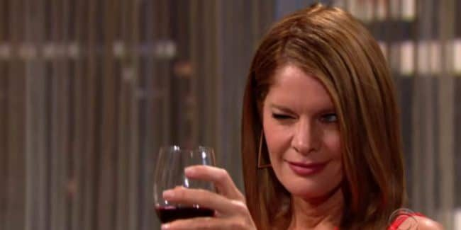 Michelle Stafford as Phyllis on The Young and the Restless.