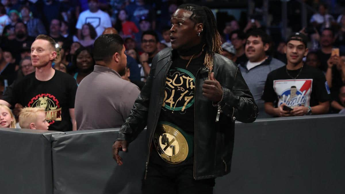 The real reason Vince McMahon features R-Truth so much on WWE television