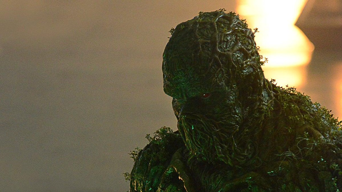 Why was Swamp Thing cancelled?