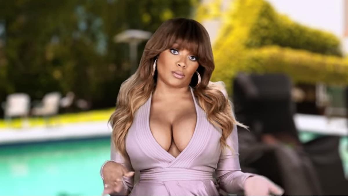 Teairra Mari on Love & Hip Hop Hollywood