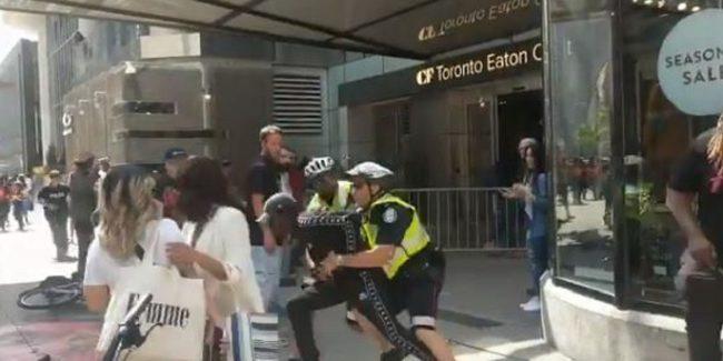 Toronto Raptors rally shooting suspect