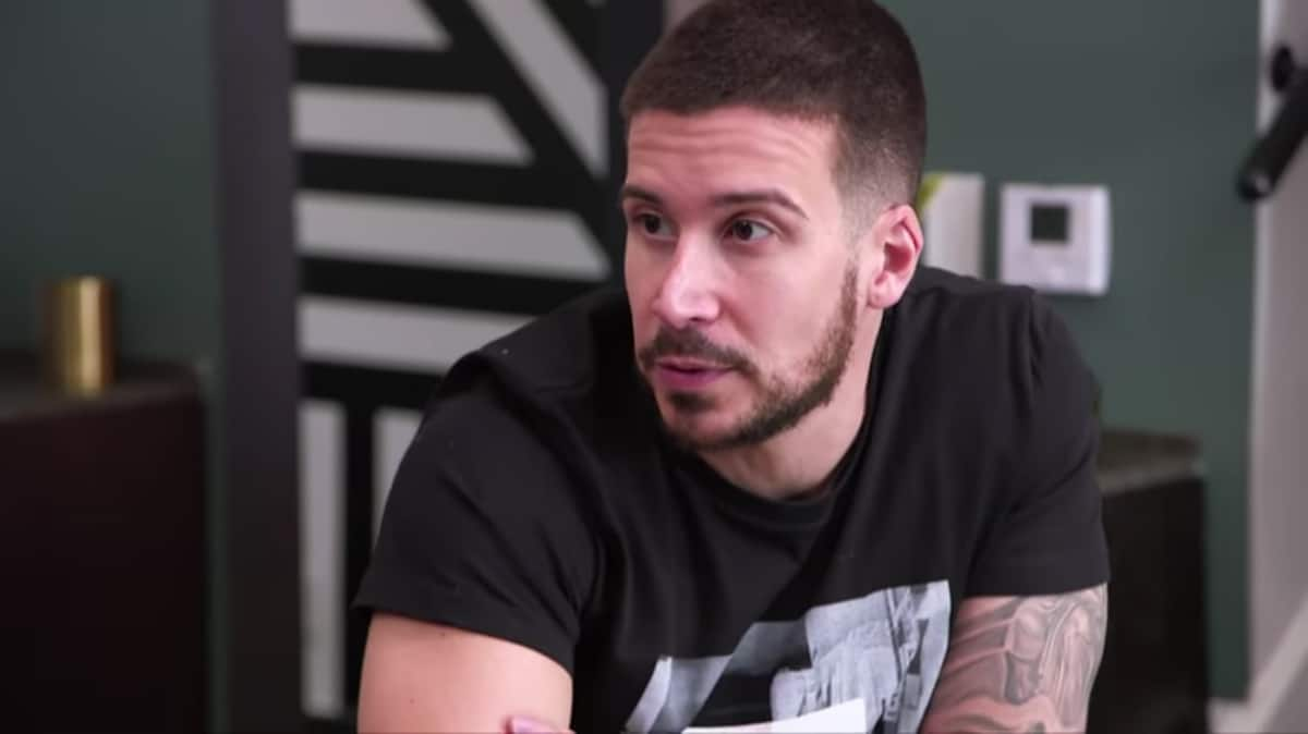 Vinny Guadagnino on Double Shot at Love