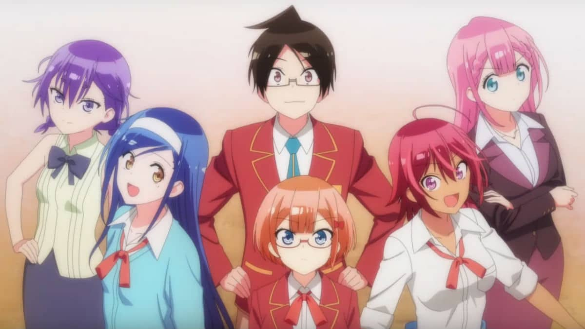 We Never Learn character imagery