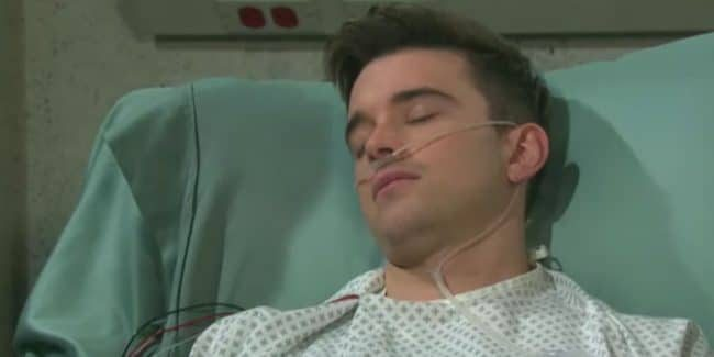 Chandler Massey as Will Horton on Days of our Lives.
