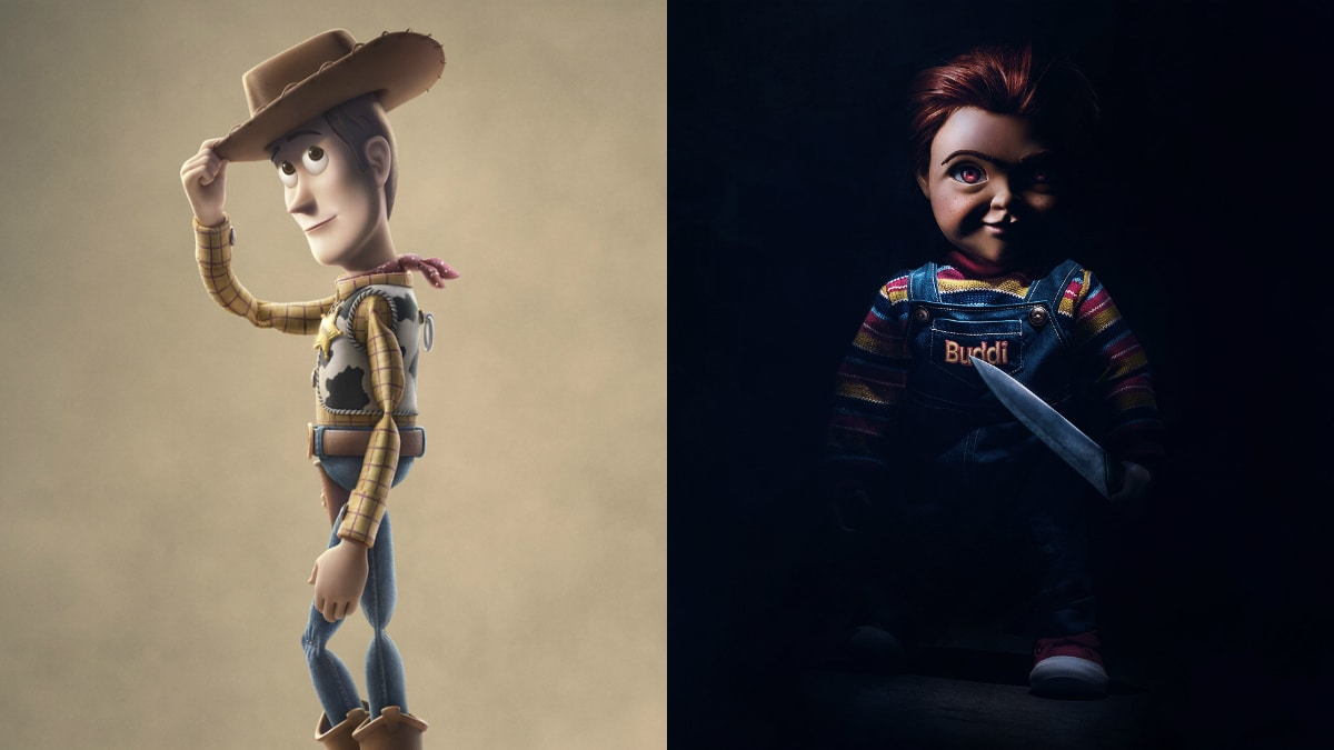 Woody and Chucky