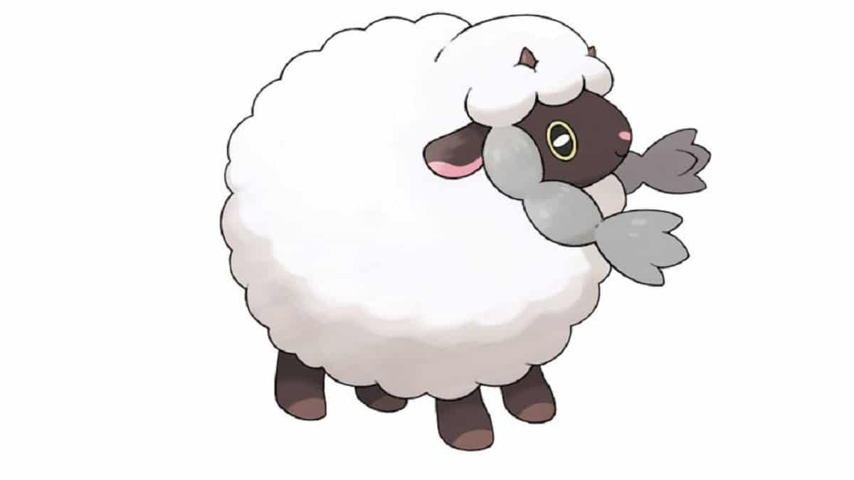 Wooloo Pokemon Internet Reacts To Sword And Shield S Fluffy Sheep