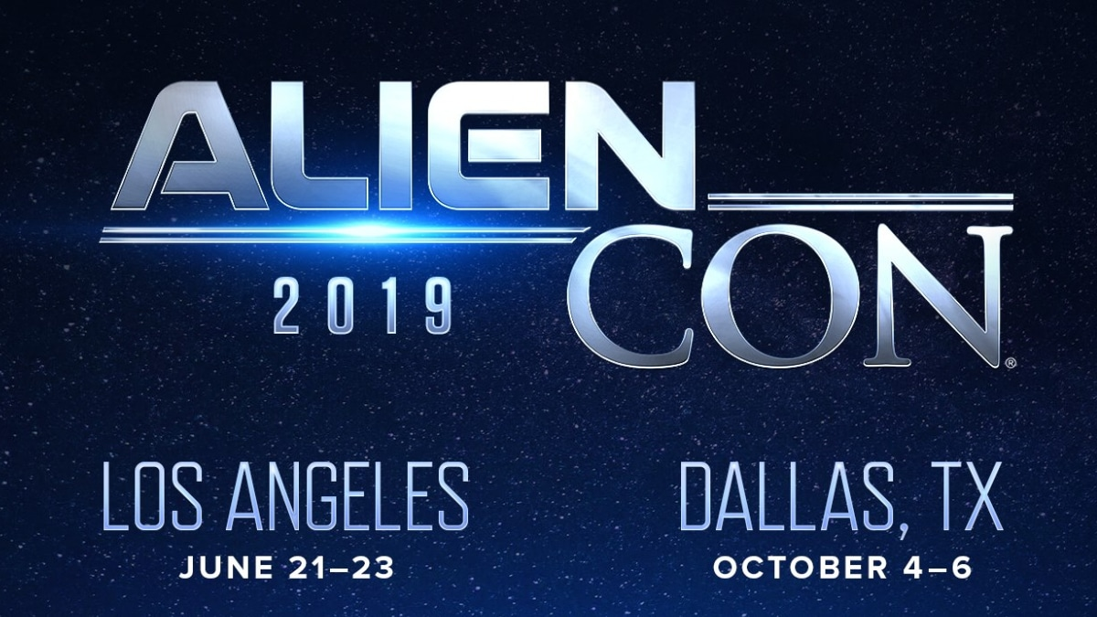 Now in its tenth year, the con keeps growing! Pic credit: AlienCon and Giorgio A. Tsoukalos