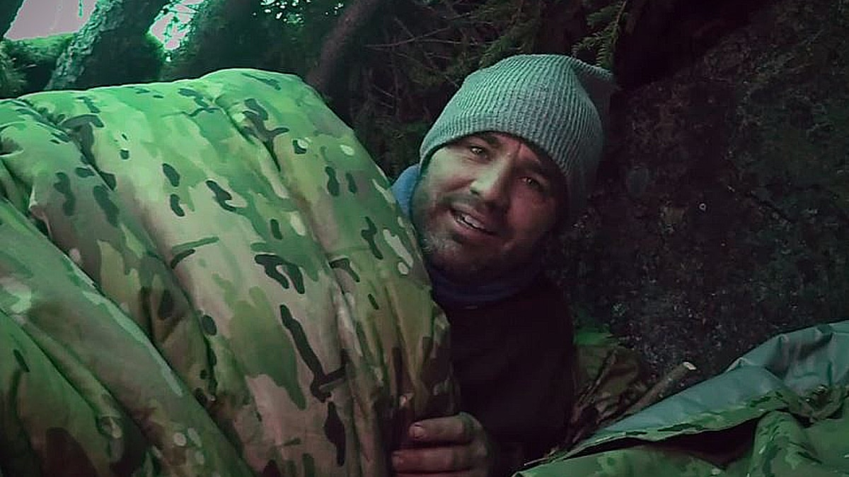 Brady is a well trained survivalist who revels in the challenge. Pic credit: History