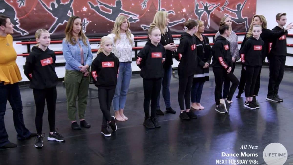 Cast of Dance Moms
