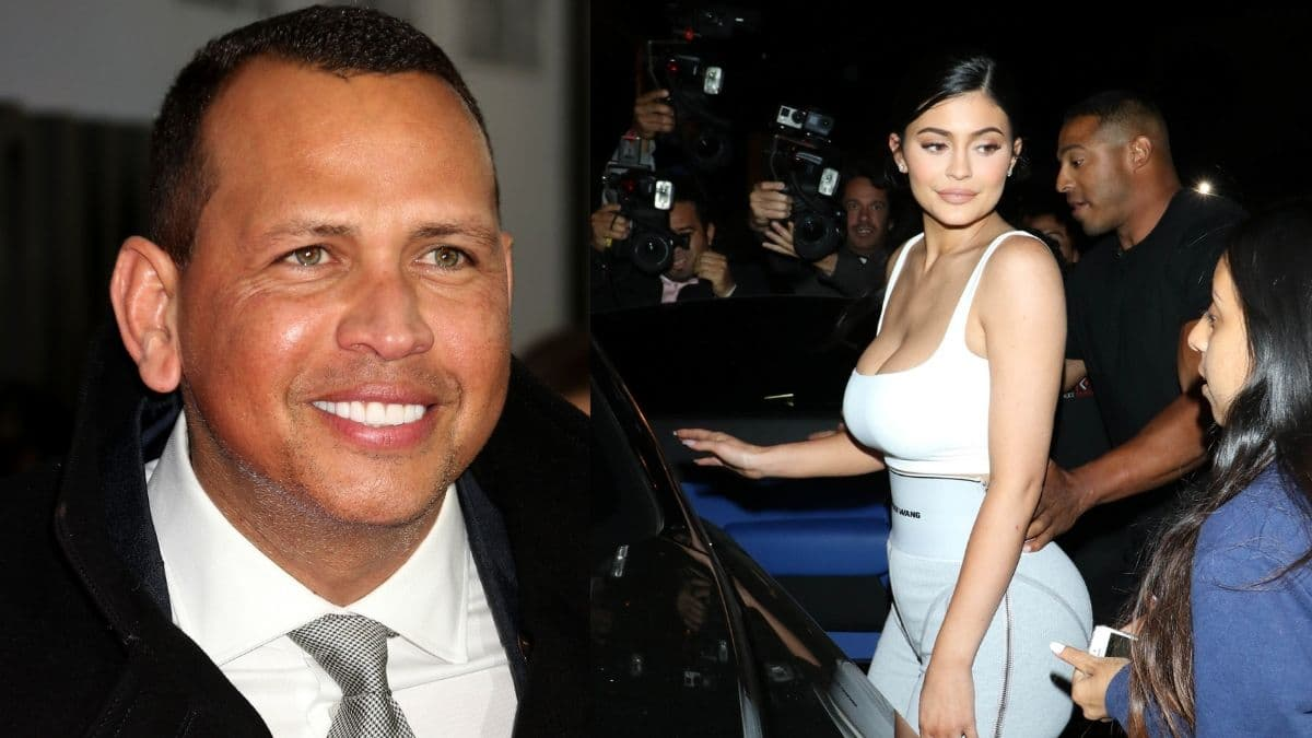 Kylie Jenner and A-Rod