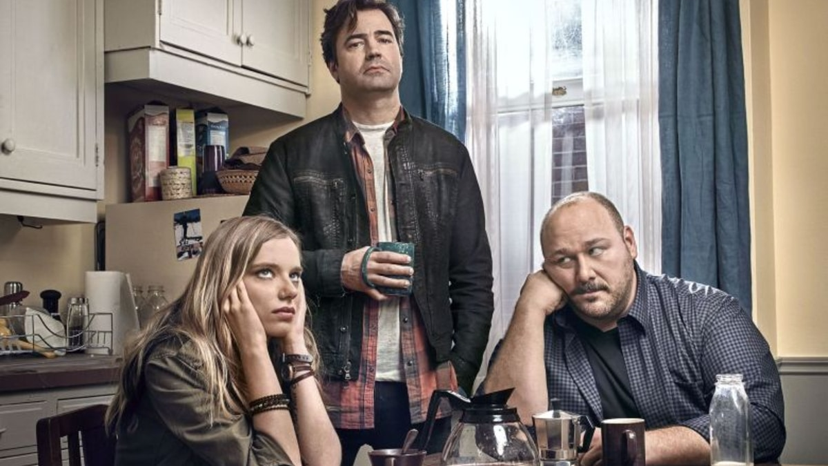 Loudermilk is in production for season 3! Pic credit: AT&T AUDIENCE Network