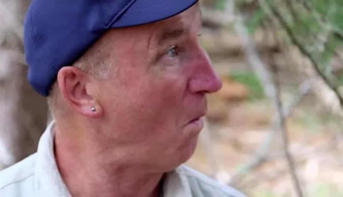 Gary Drayton on Oak Island