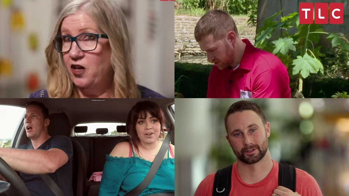 Jenny, Paul, Ronald, Tiffany and Corey from 90 Day Fiance: The Other Way