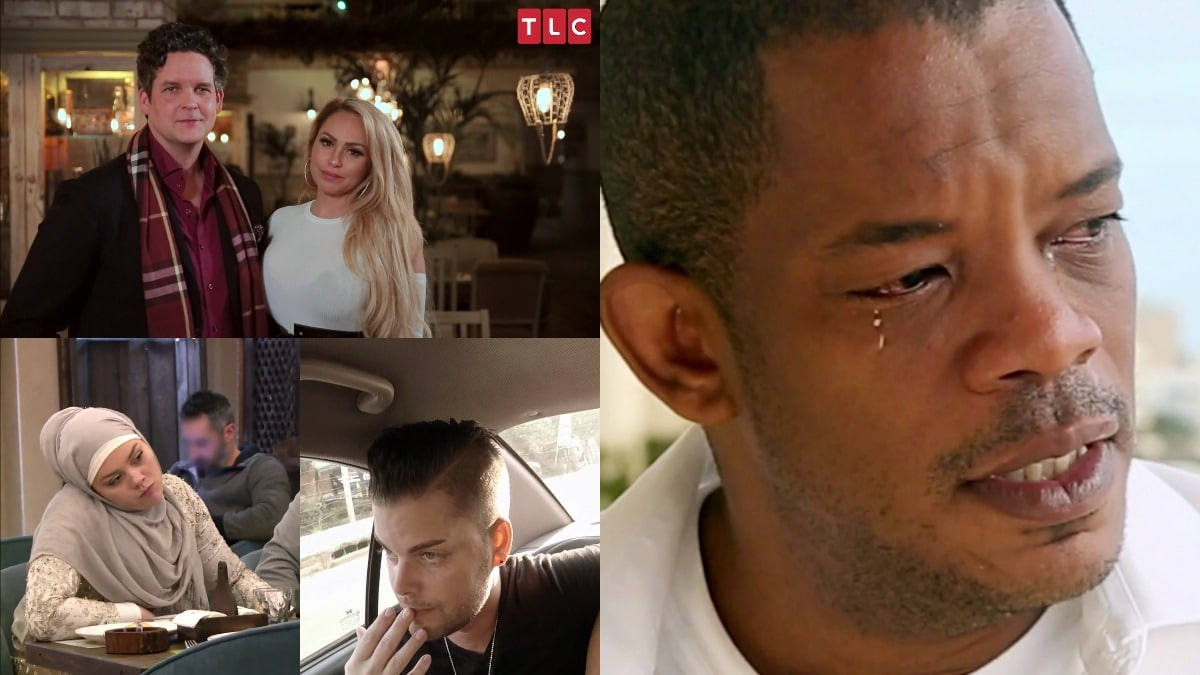90 Day Fiance: Before the 90 Days Season 3 cast