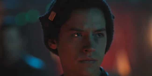 actor cole sprouse as jughead on riverdale