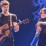 Camila Cabelo and Shawn Mendes