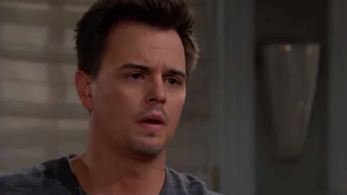 Darin Brooks as Wyatt Spencer on The Bold and the Beautiful.