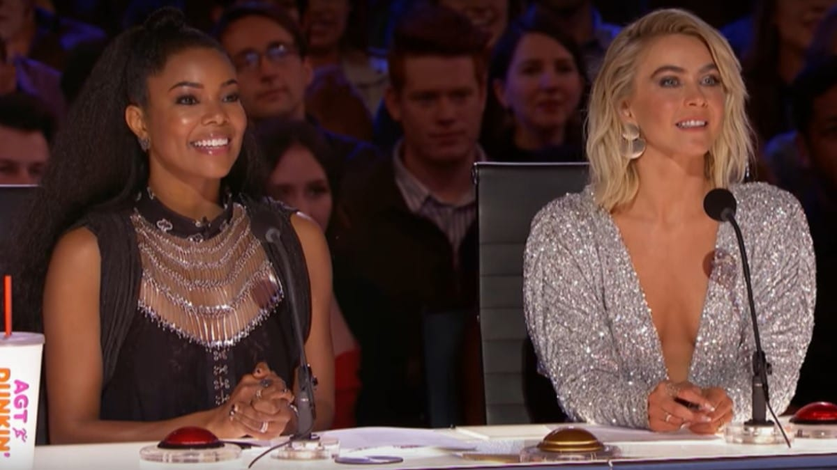 AGT Judges Season 14 Episode 7