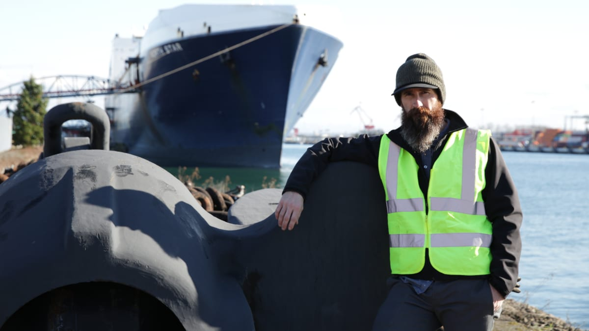 Aaron Kaufman will be doing a deep dive on all sorts of mechanical and engine-centric careers. Pic credit: Discovery