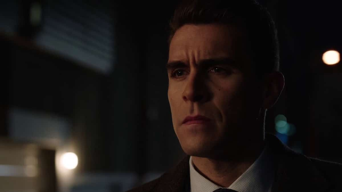 Josh Segarra as Adrian Chase in Arrow.