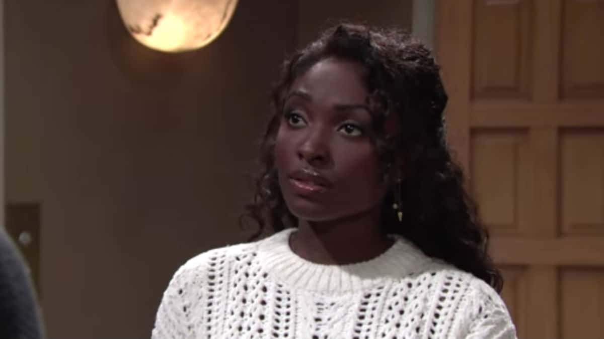 Loren Lott as Ana Hamilton on The Young and the Restless.