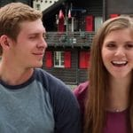 Austin Forsyth and Joy-Anna Duggar in a confessional on Counting On.