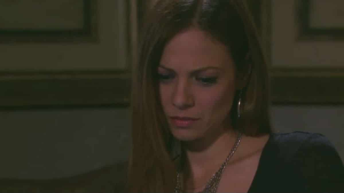 Tamara Braun as Ava Vitali on Days of our Lives.