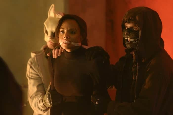 Meagan Tandy as Sophie Moore in Batwoman.