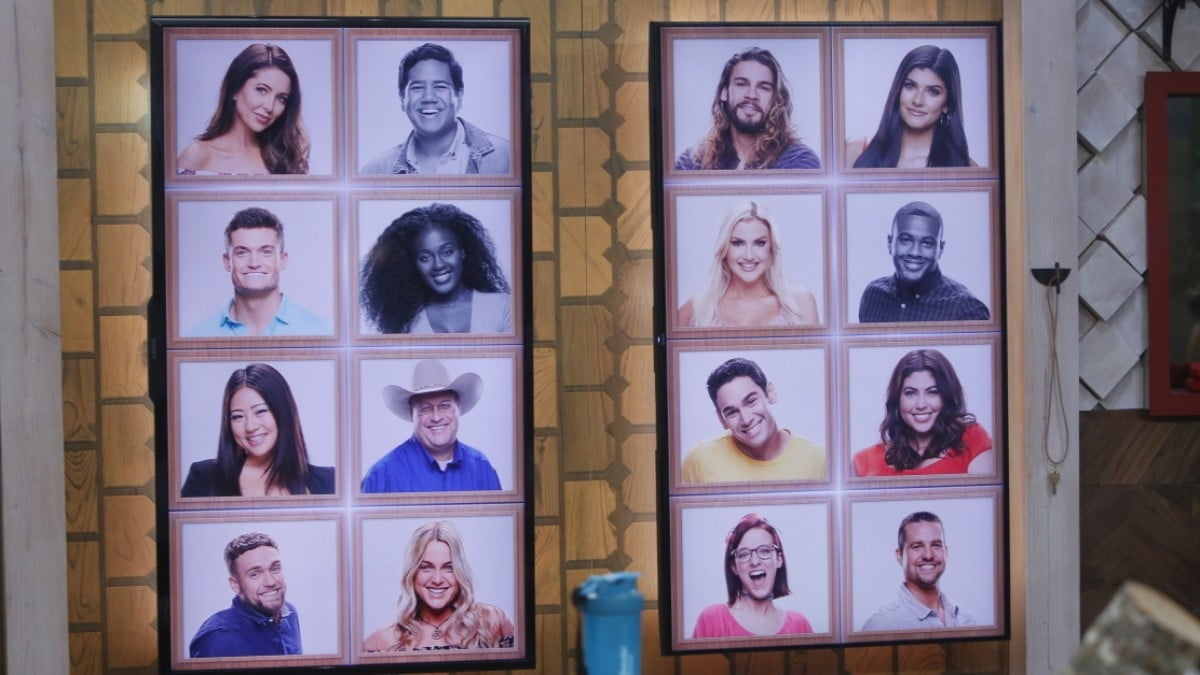 Big Brother 21 Memory Wall Updated