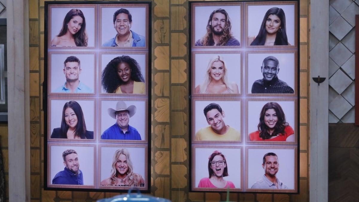 Big Brother 21 Memory Wall