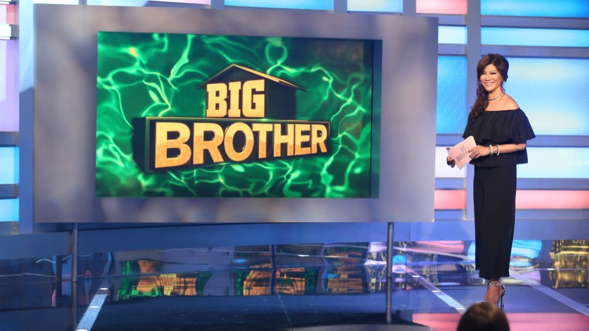 Big Brother Host Julie Chen