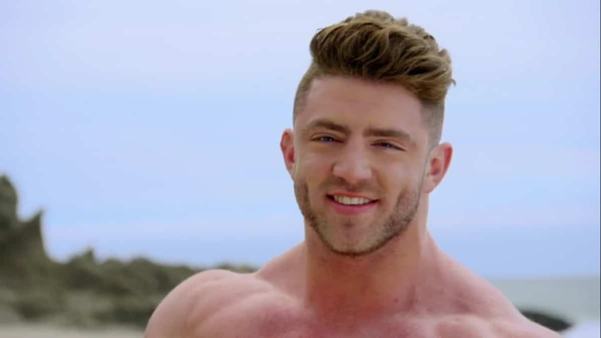 Billy on Ex on the Beach