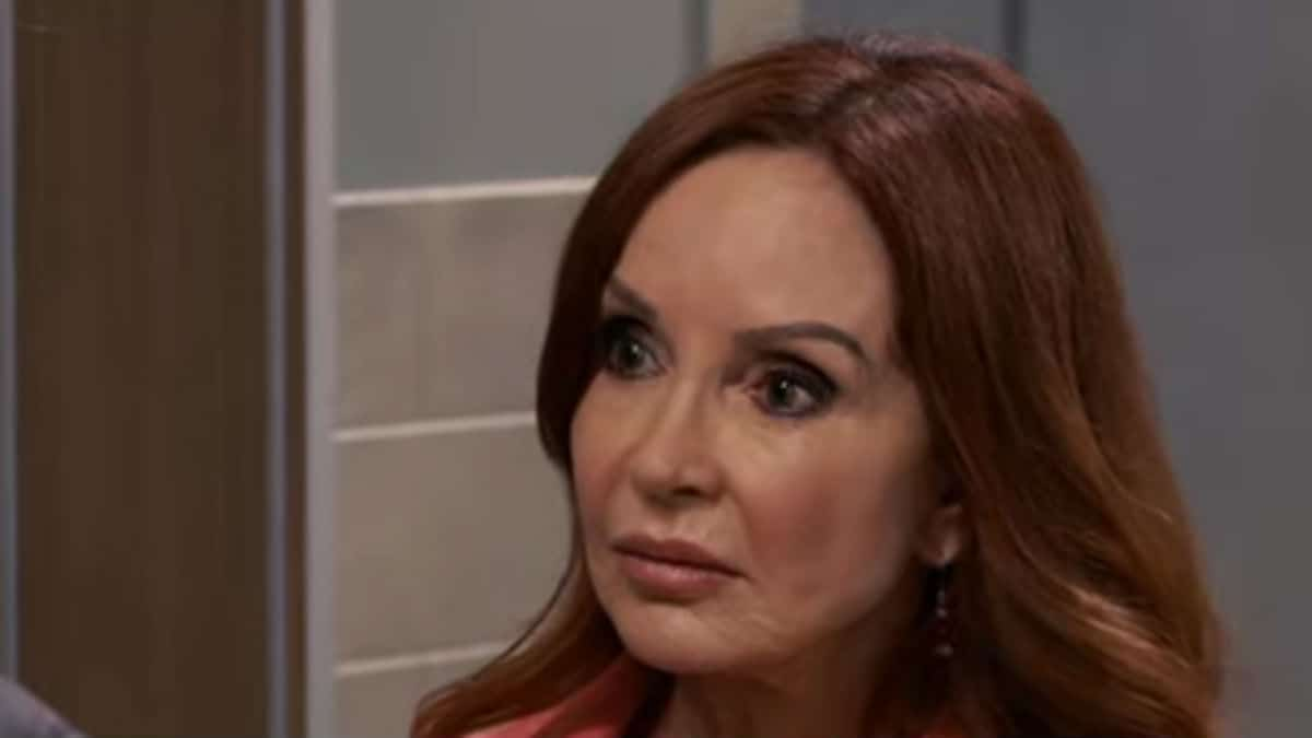 Jacklyn Zeman as Bobbie Spencer on General Hospital.