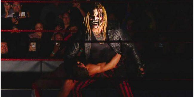 Bray Wyatt finally makes WWE return on Monday Night Raw
