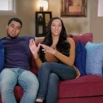Pedro Jimeno and Chantel Everett on The Family Chantel