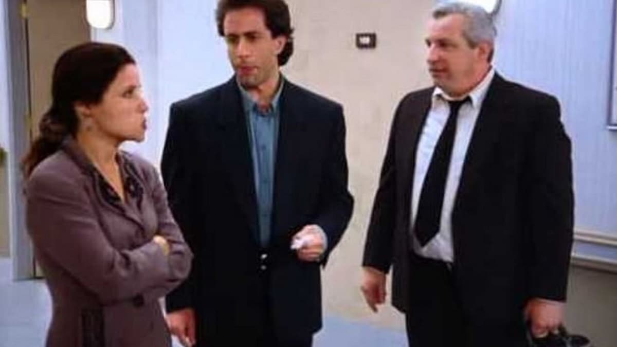 Charles Levin as Mohel in Seinfeld